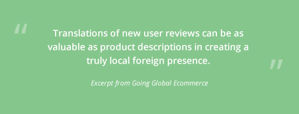 Going Global Ecommerce
