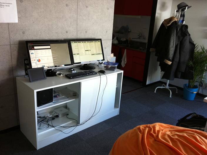 myGengo dashboard monitors